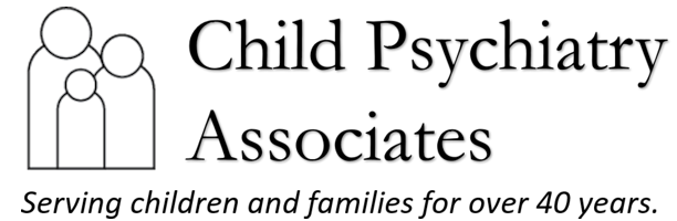 Child Psychiatry Associates Retina Logo